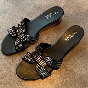 Kurt Geiger/Carvela Comfort Heeled Sandals
